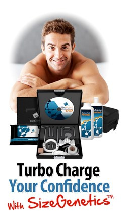 Turbo Confidence - Charge it using Size Genetics