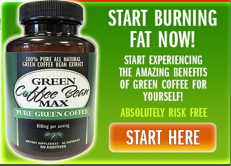 Green Coffee Bean Max Fat Burner