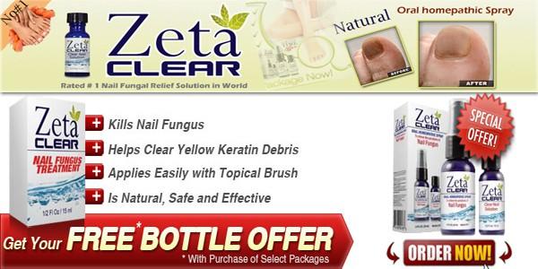 Zeta Clear Free Bottle Offer