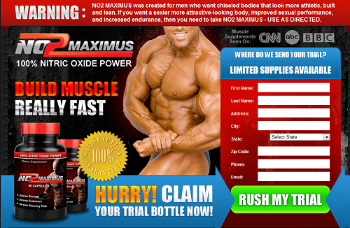 No2 Maximus - Claim Your Free Trial USA - No2 Maximus and HT Rush