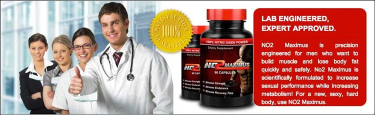 No2 Maximus in Houston - Clinically Proven