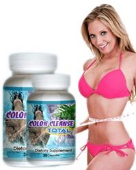 Colon Cleanse Total Figure