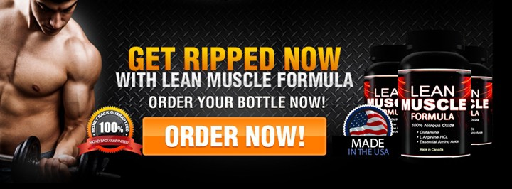Power Precision in Dubai - Lean Muscle Formula - Get Ripped