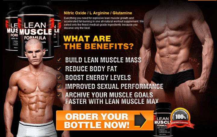 Power Precision in Italy -  Lean Muscle Formula
