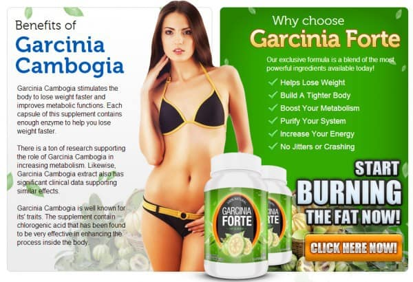 Benefits of Garcinia Cambogia Forte - Why MAke it Your Choice
