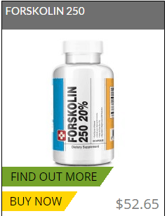 Forskolin 250 One Month Supply
