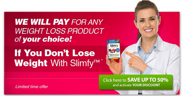 Save Upto 50 Percent on Slimfy in USA and Australia
