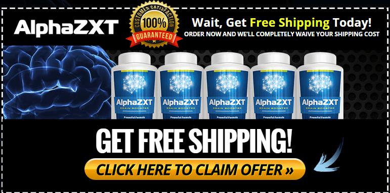 Alpha ZXT - Free Shipping