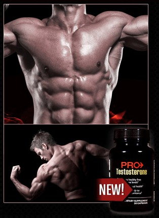 Pro Testosterone - Muscle Enhancement Supplement