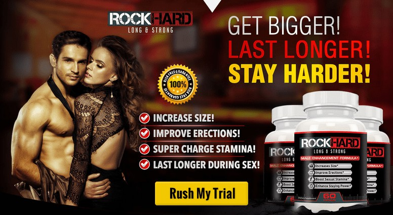 Rock Hard Pill - Claim at Best Discounted Price - Free Trial in America