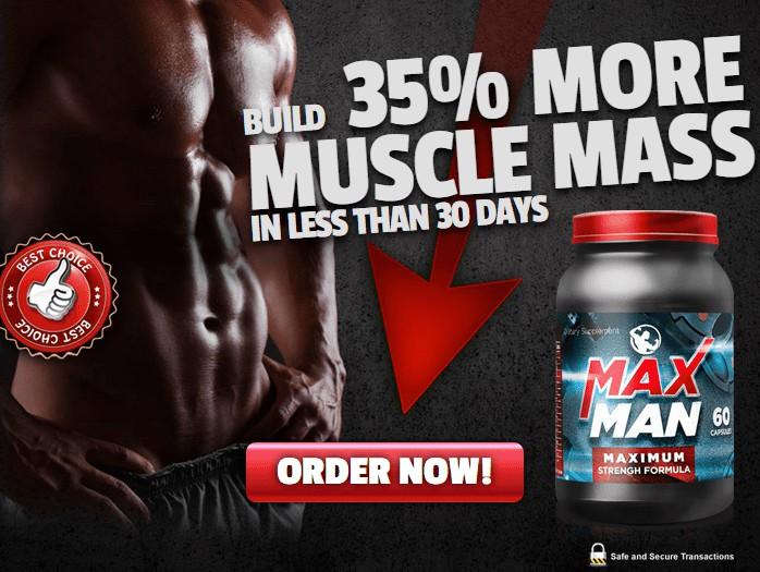 Maxman Australia - Order Now