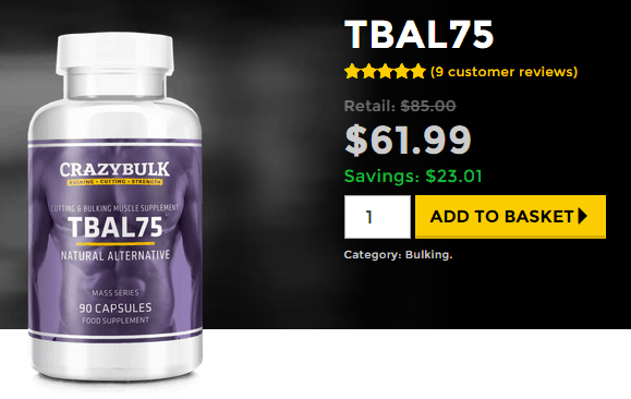 t bal 75 - price in usa, canada, australia, uk