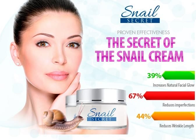 snail cream - secret of snail revealed