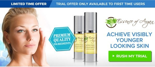 essence of argan - select for visibly bright appearance