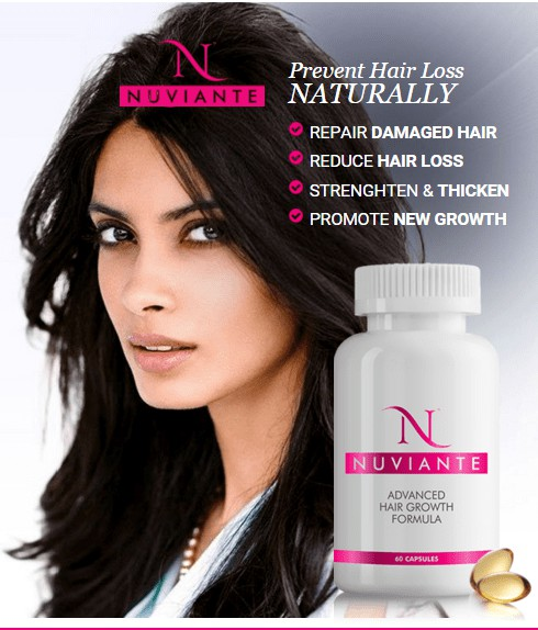 nuviante - try to prevent hair loss naturally