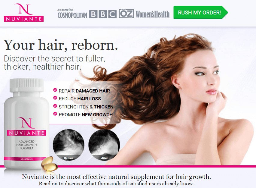 nuviante - your hair reborn - australia, canada, uk, india