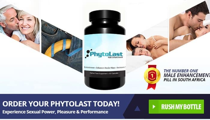 Phytolast - #1 Male enhancement Pill
