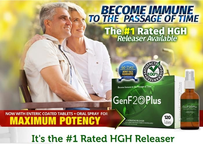 GenF20 Plus Singapore - Top Rated HGH Releaser for Maximum Potency - Order Now - Boosted Sex Drive and Endurance