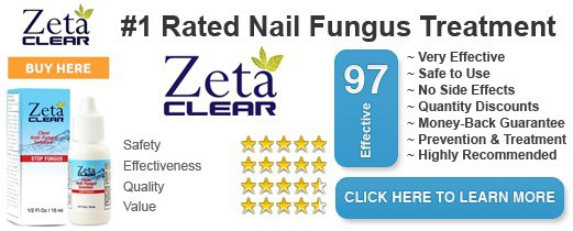 Zetaclear - #1 Rated Nail Fungus Treatment NZ
