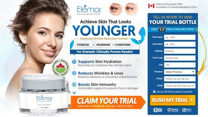 elemor cream canada - try for advanced younger skin