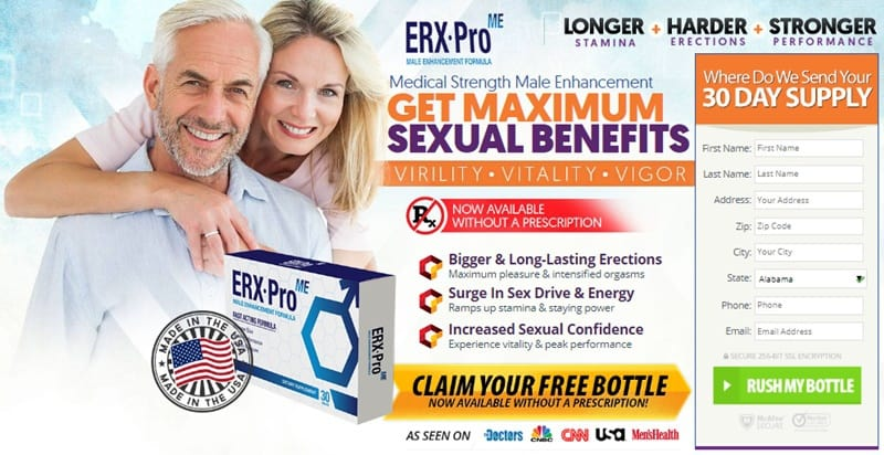 erx pro - max benefits for sexual performance - trial - usa
