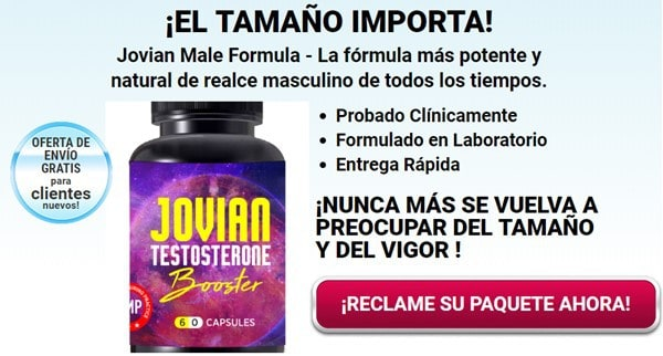 jovian testosterone booster - spanish offer