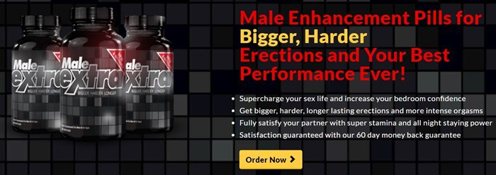 male extra male enhancement pills - nitridex usa