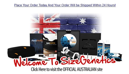 Buy SizeGenetics Australia