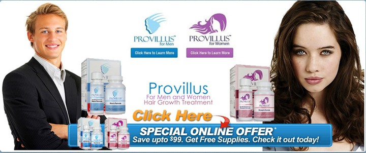 Provillus Hair Growth Treatment Usa Australia Uk Brasil France
