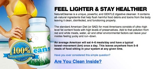 Feel Healthier with Natrual Cleanse
