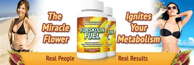 Forskolin Slim - The miracle Flower to Ignite your Metabolism