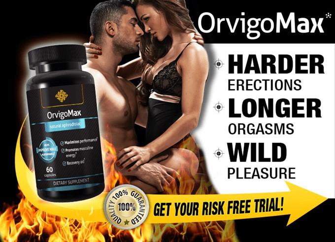 OrvigoMax Male Enhancement USA - Risk Free Trial