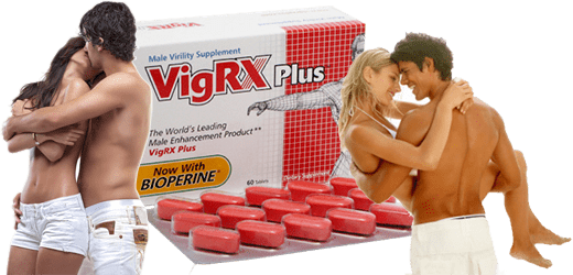 VigRX plus - Dual-Paar - Male Enhancement Package