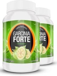 Garcinia Cambogia Forte Sample Bottle