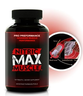 Nitric Max Muscle Australia, New Zealand