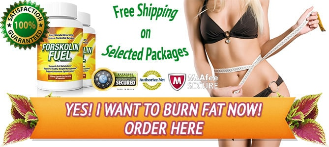 To Burn Fat Now - Purchase Pure Forsolin Fuel
