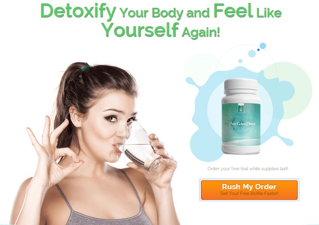 Pure Colon Detox - Detoxify your Colon from Inside