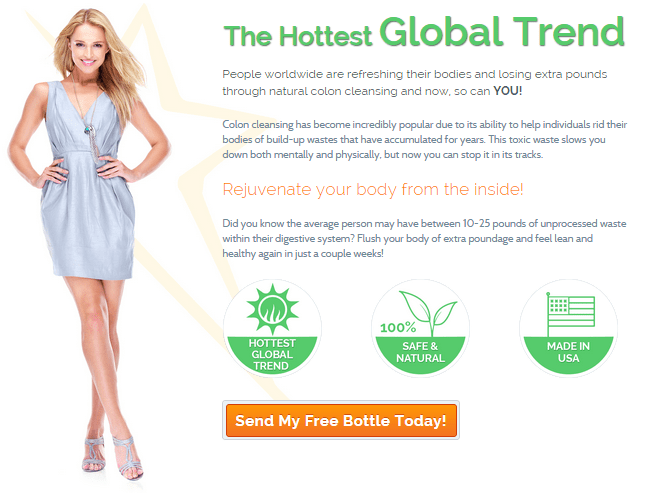 Pure Colon Detox - USA - Hottest Global Trend