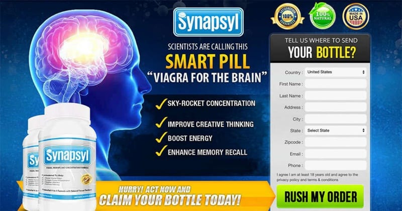 Smart Pill - Order Now
