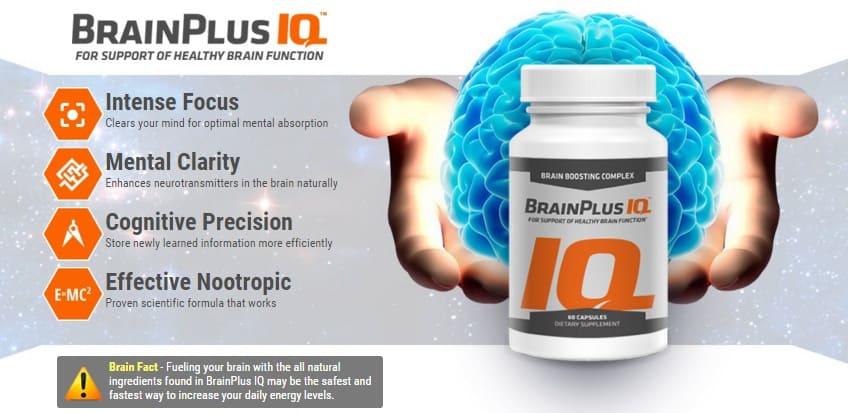 brainplus iq - advantages