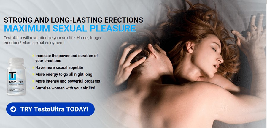 testoultra - try for strong and long-lasting erections