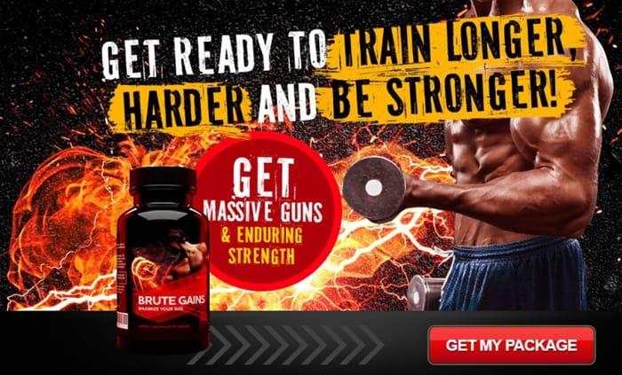 brute gains - usa, canada - train harder and longer